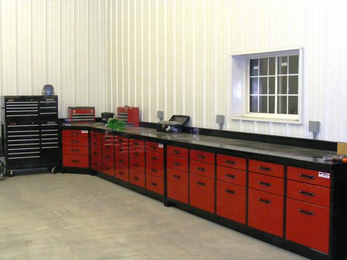 Heavy Duty Workbenches Mctavish Steelworks Custom