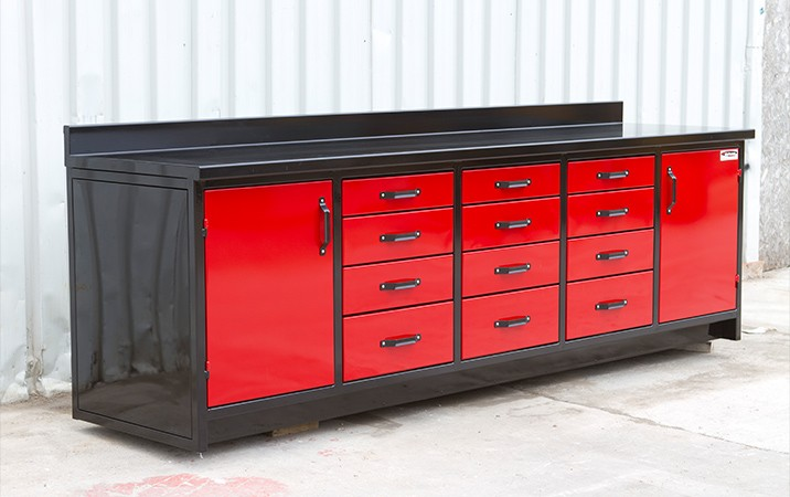 Custom Workbench