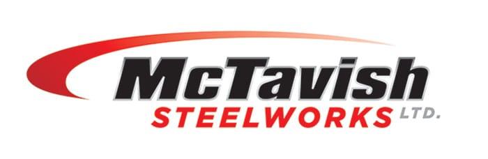 McTavish Steelworks Retina Logo