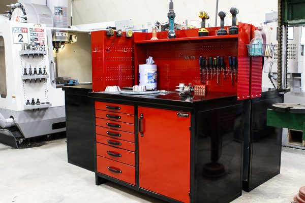 Heavy Duty Workbenches Gallery - Customize Your own Workbench